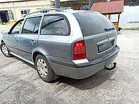 Фаркоп - Volkswagen Golf 4 Універсал повний привід(1997-2007) знімних на двох болтах, фото 1