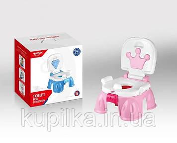 Музыкальный горшок с короной АНАЛОГ Fisher-Price HE0809 Розовый