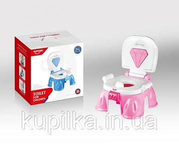 Музыкальный горшок с бриллиантом АНАЛОГ Fisher-Price HE0807 Розовый