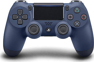 Ігровий джойстик Sony Playstation 4 DualShock V2 Midnight Blue