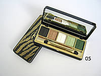 Тени для век матовые Chanel 5-ти цветные №05