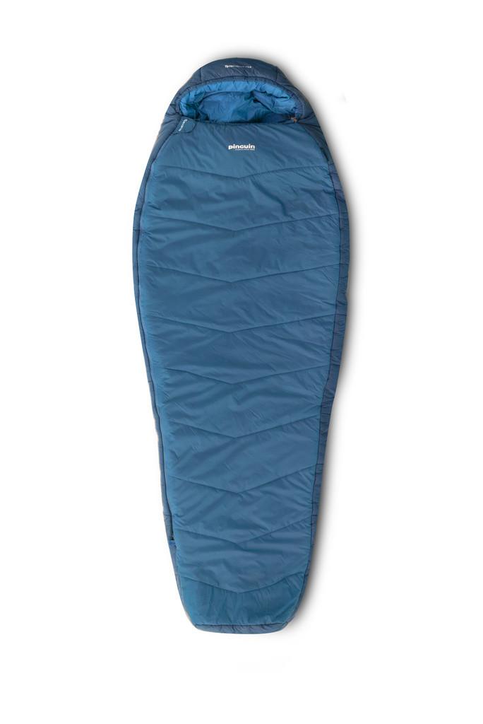Спальний мішок Pinguin Savana (5/0°C) 195 см синій