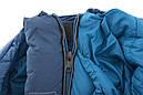Спальний мішок Pinguin Savana (5/0°C) 195 см синій, фото 5