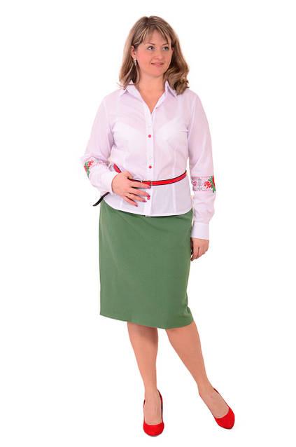 Блуза женская вишиванка , вишиванка жіноча,сорочка , фото 1