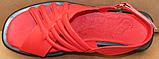 Шкіряні босоніжки на низькому ходу від виробника модель ЛС2109-1, фото 4
