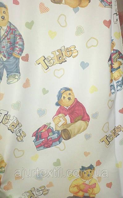 """Штора детская """"Тедди"""""""