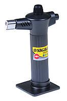 Мікропальник газовий 1300°С п'єзозапал 60 хв роботи  / Микрогорелка газовая 1300°С пьезозажигание 60мин работы