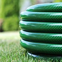 """Шланг садовый диаметр 1/2"""" длина 20м стойкий к ультрафиолету и механическим воздействиям Италия зеленый"""