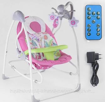 Шезлонги, качели и кресла-качалки детские