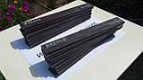Заготовка для ножа сталь Х12МФ 160х23-27х3,7-4,2 мм термообработка (60 HRC) МАЛАЯ ПОЛОСА, фото 4