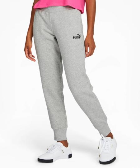 Женские спортивные штаны Essentials флисовые  брюки  Пума PUMA  Размер S  оригинал