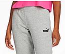 Женские спортивные штаны Essentials флисовые  брюки  Пума PUMA  Размер S  оригинал, фото 3