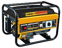 Генератор бензиновий Sigma 2.0/2.2 кВт / Электрогенератор бензиновый Сигма, 4-х тактный, ручной запуск
