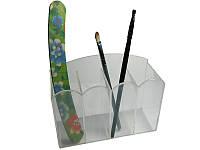 Подставка для пилочек и кистей на 5 секции
