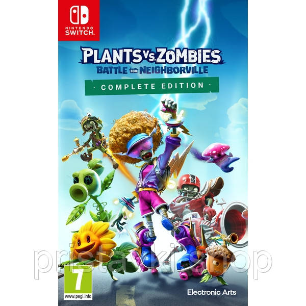 Plants vs. Zombies: Battle for Neighborville Complete Edition Nintendo Switch