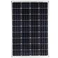 130 Вт комплект солнечной станции Отдых-130+220В Освещение 12В на 2 лампы по 10Вт+USB зарядка, фото 2