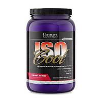 Протеин Ultimate Nutrition IsoCool 908г Яблоко