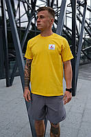 Футболка Jordan Flight (Жёлтая)