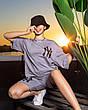 Дитячий спортивний костюм для девочк, літній з шортами Лола | на зріст 122-140р, фото 6