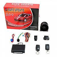 Автосигналізація Car Security System Safe Update size, фото 1