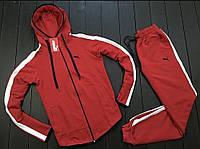 Спортивный костюм Puma красный