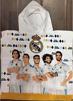 Рушники-пончо Real Madrid 55/110 р.