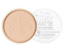 Матирующая пудра от Rimmel Stay Matte 002 Pink Blossom