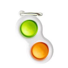 Сенсорная игрушка Simple Dimple поп ит антистресс симпл димпл pop it горошек