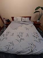 Двуспальное постельное бязь 100% хлопок Нежность