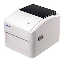 Принтер етикеток XPrinter XP-420B USB 20-108мм