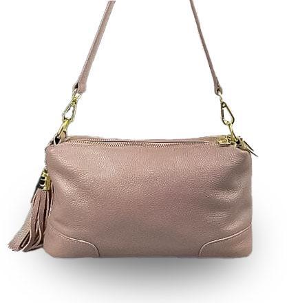 Женская кожаная сумка. Сумочка женская из натуральной кожи, сумка для девушек на каждый день