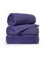 Махровое полотенце для рук лаванда, 40*70 см, Туркменистан, 430 гр\м2