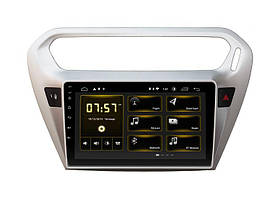 Штатна магнітола Incar DTA-7001 для Peugeot 301