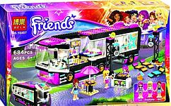 """Конструктор """"Friends - Автобусный тур поп-звезды"""" (Bela 10407) 684 дет"""