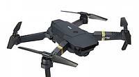 Квадрокоптер D18 DRONE + Камера спостереження WIFI Чорний, фото 1
