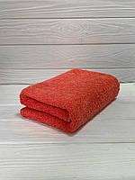 Махровое полотенце для рук абрикосовый, 40*70 см, Туркменистан, 430 гр\м2