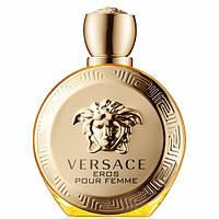 Versace Eros Pour Femme парфюмированная вода 100 ml. (Тестер Версаче Эрос Пур Фемме)