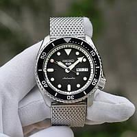 Мужские часы Seiko 5 Suits SRPD73K1 Automatic