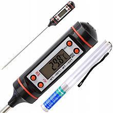 Кухонний електронний термометр з рідкокристалічним дисплеєм