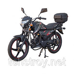 Мотоцикл SPARK SP125С-2C (черный, синий, серый, черный матовый) + Доставка бесплатно