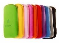 Чехлы для iPhone, мягкие сумочки