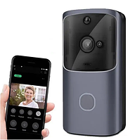 Домофон с wifi M-10-М видеозвонок беспроводной для квартир, домой, офиса