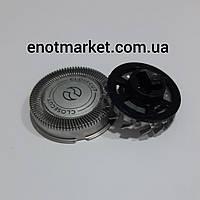 Бритвенная головка ножевая пара (комплект: 1 сеточка + 1 лезвие) электробритвы Philips (аналог) HQ, PT, АТ, фото 1