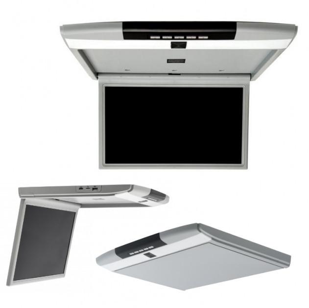 """Автомобильный потолочный монитор 15,6"""" JL1543FD, разнообразие встроенных и поддерживаемых функций"""