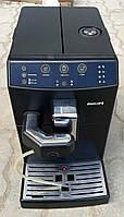 Кофемашина кофеварка Saeco Саеко Филипс 3000 series HD8829/09 черная