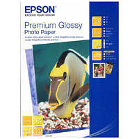 Папір EPSON A4 Premium Glossy Photo (C13S041287)