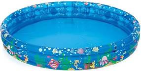 Бассейн детский надувной Jilong 17011
