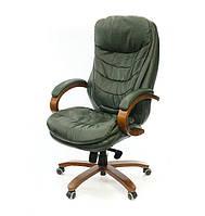 Крісло АКЛАС Валенсія Soft EX MB Зелене, фото 1