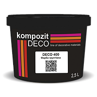 Краска грунтовочная DECO 400