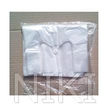 Аріна Пакет Майка 16х30 біла (100шт.) 100уп/міш